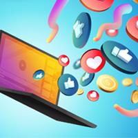 social media marketing creazione sviluppo gestione pagine profili social network